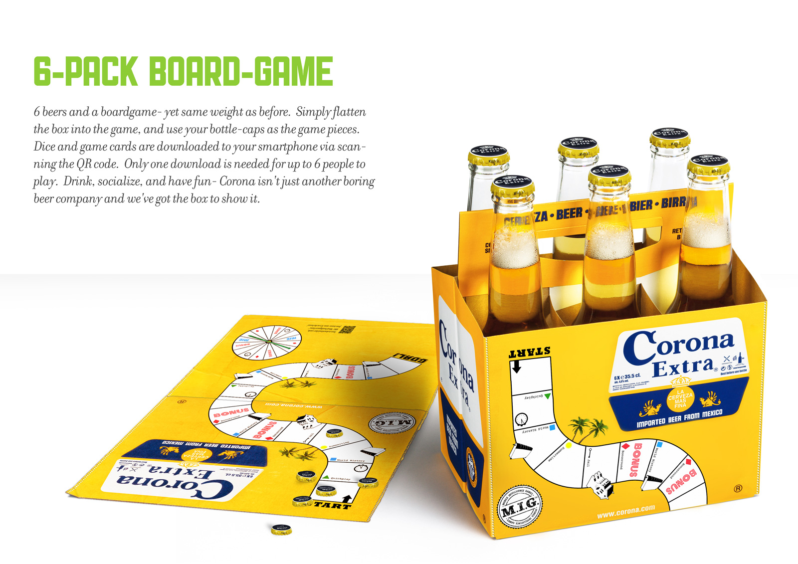 "corona extra strategy ""we're not the mainstream premium players,"" says alex schultz, senior brand  manager at corona extra ""we are the number one import beer in."